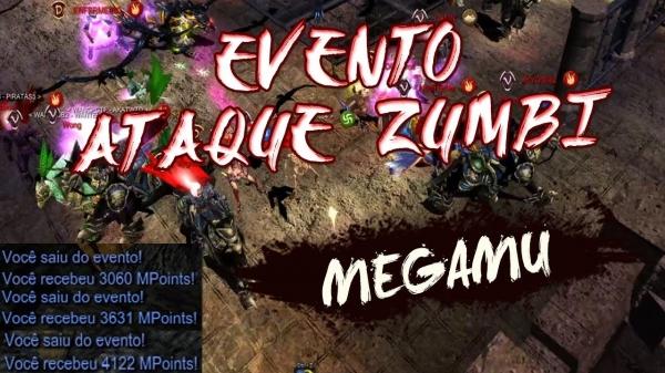 Ataque Zumbi (MEGAMU)